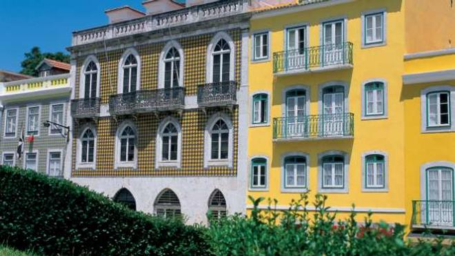 Four Seasons Hotel Ritz Lisbon - Lisbon - Building
