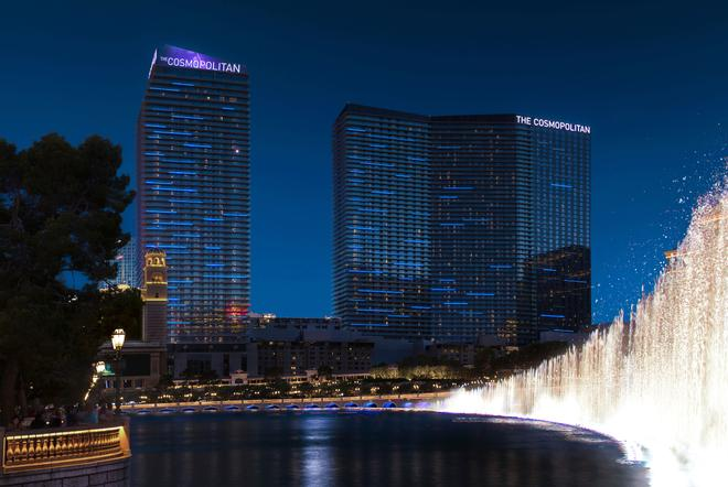 The Cosmopolitan of Las Vegas - Las Vegas - Edificio