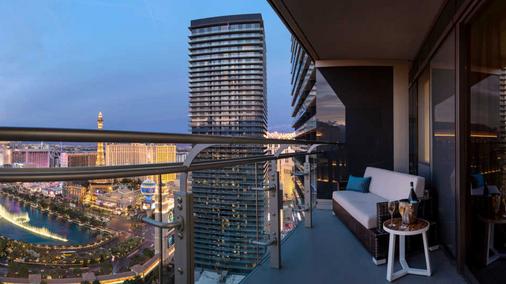 拉斯維加斯大都會酒店 - 拉斯維加斯 - 陽台