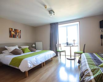 Hôtel La Métairie - Cordes-sur-Ciel - Schlafzimmer