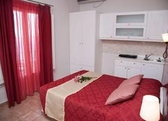 Villa Ilias - Firostefani - Bedroom