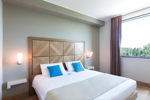 B&B Hotel Padova - Padua - Bedroom