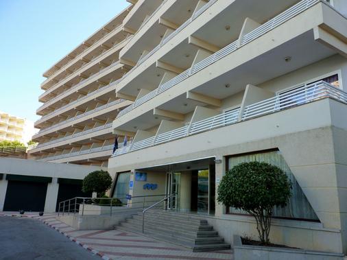 Hotel Barracuda - Adults Only - Magaluf - Rakennus