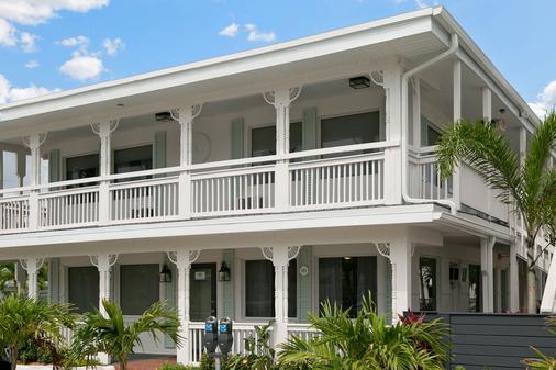 Hotel Cabana Clearwater Beach - Bãi biển Clearwater - Toà nhà