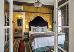 Art Deco Masonic Hotel - Napier - Bedroom
