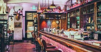 Art Deco Masonic Hotel - Napier - Bar