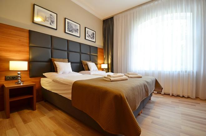Poduszka Villa Grace - Szklarska Poręba - Bedroom