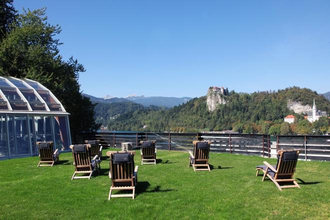 Hotel Kompas - Bled - Pool