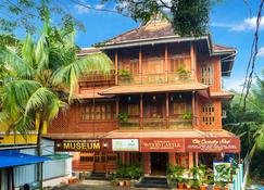 Kumarakom Wood Castle Serviced Appartments - Kumarakom - Gebäude