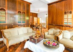 Kumarakom Wood Castle Serviced Appartments - Kumarakom - Lounge