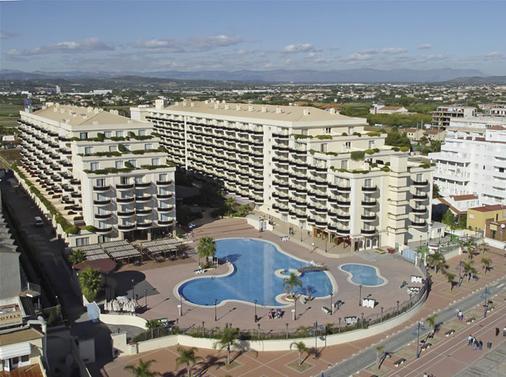 Peñíscola Plaza Suites - Peníscola - Rakennus