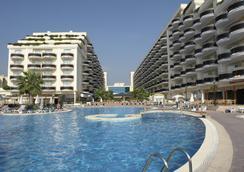 Peñíscola Plaza Suites - Peníscola - Pool