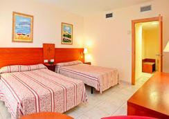 Peñíscola Plaza Suites - Peníscola - Phòng ngủ