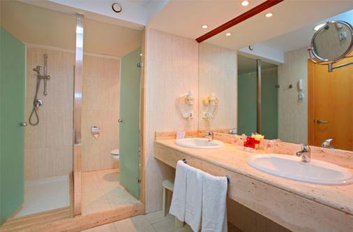 Peñíscola Plaza Suites - Peníscola - Phòng tắm