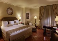 Hotel Villa Antigua - Tequisquiapan - Slaapkamer