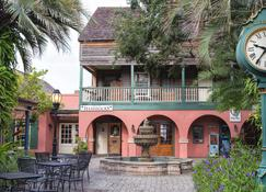 St George Inn - St. Augustine - Edifício
