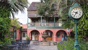 St George Inn - St. Augustine - Building