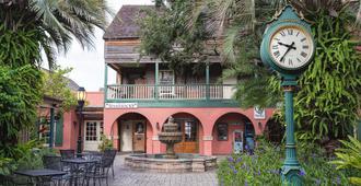 St George Inn - St. Augustine - Gebouw