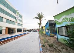 Melian Hotel - Najaf - Edifici