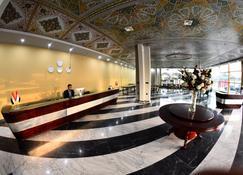 Melian Hotel - Najaf - Front desk