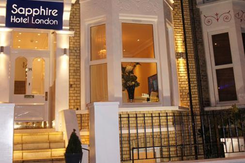 Sapphire Hotel - London - Toà nhà