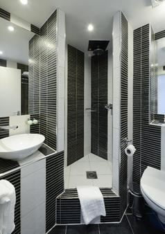 New Linden - London - Phòng tắm