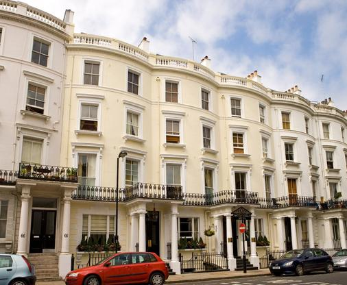 New Linden - London - Toà nhà