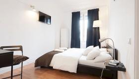 Wow Hostel Barcelona - Barselona - Yatak Odası