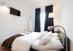 Wow Hostel Barcelona - バルセロナ - 寝室