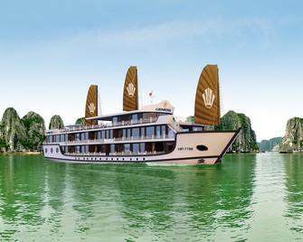 Genesis Regal Cruise - Ha Long - Gebouw