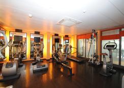 Hôtel Bristol - Montreux - Gym