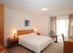 Hôtel Bristol - Montreux - Camera da letto