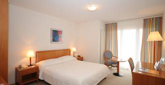 Hôtel Bristol - Montreux - Slaapkamer