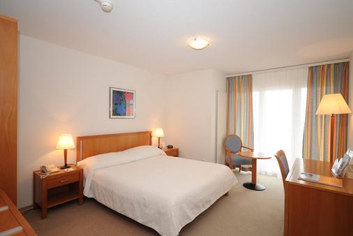 Hôtel Bristol - Montreux - Bedroom