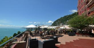 Hôtel Bristol - Montreux - Patio
