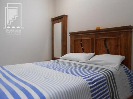 聖帕布羅住宅酒店 - 克雷塔羅 - 克雷塔羅 - 臥室