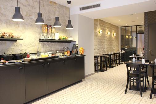 Best Western Hotel Opera Drouot - Paris - Buffet