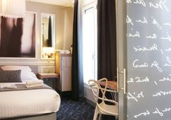 聖拉紮爾歌劇巴黎 8 品質酒店 - 巴黎 - 巴黎 - 臥室
