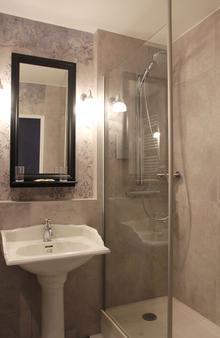 貝斯特韋斯特古斯塔夫福樓拜文學酒店 - 盧昂 - 魯昂 - 浴室