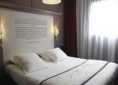 Best Western Hotel Litteraire Gustave Flaubert - Ruão - Quarto