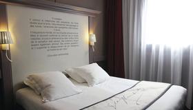 Best Western Hotel Litteraire Gustave Flaubert - Rouen - Makuuhuone