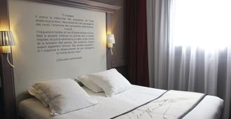 Best Western Plus Hotel Litteraire Gustave Flaubert - Rouen - Bedroom
