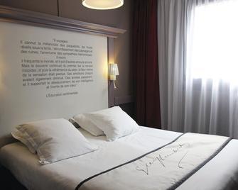 Best Western Hotel Litteraire Gustave Flaubert - Rouen - Slaapkamer