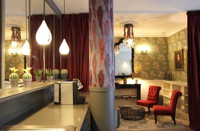 Best Western Hotel Litteraire Gustave Flaubert - Rouen - Lounge