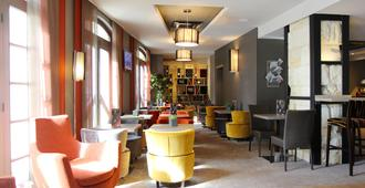 Best Western Hôtel Gare Saint Jean - Bordeaux - Lounge