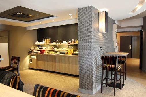 貝斯特韋斯特聖讓酒店 - 波爾多 - 波爾多 - 自助餐
