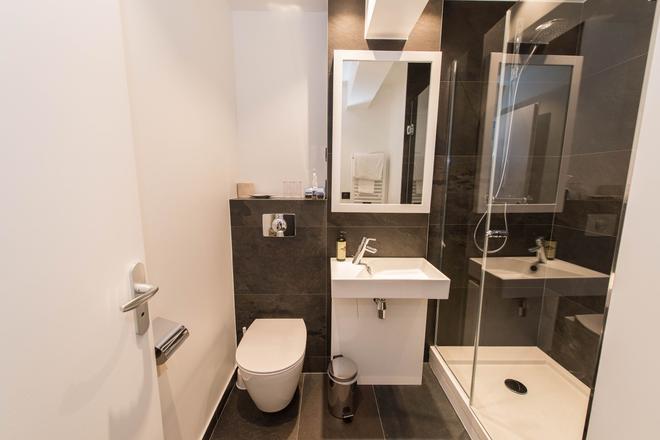 Best Western Hôtel Gare Saint Jean - Bordeaux - Bathroom