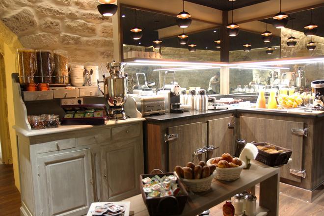 Best Western Hotel Le Montmartre Saint Pierre - Paris - Buffet