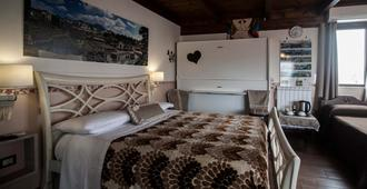 Guesthouse Pompei Il Fauno - Pompei - Phòng ngủ