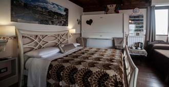 Guesthouse Pompei Il Fauno - Pompeji - Makuuhuone